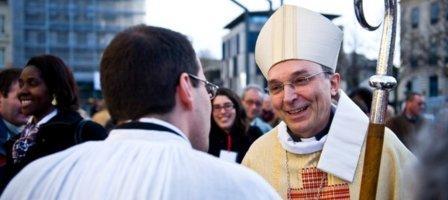 Prions pour Le nouvel évêque de Quimper et Léon