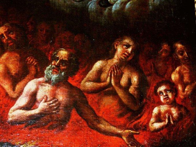 Pour ces légions d'âmes criant vers Toi: miséricorde Seigneur
