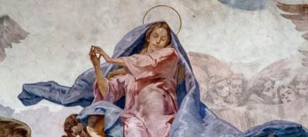 Orar con el Ave María