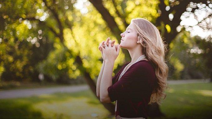 Jésus voit l'intention avec laquelle je commence, il dépend de moi de L'aimer