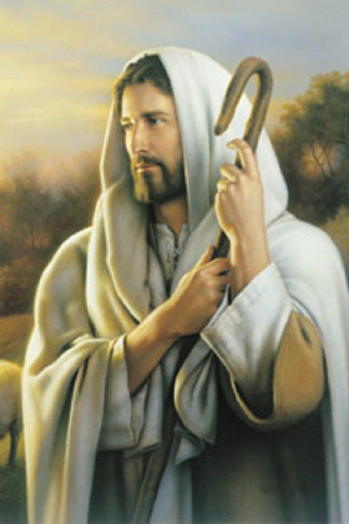 Dans cet isolement Jésus Lui-même est mon Maître.