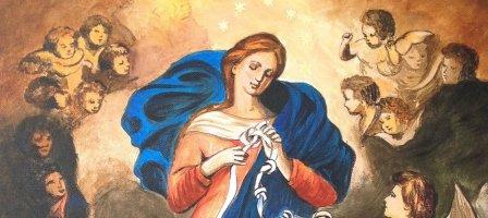Novena a Maria, Virgen Desatanudos