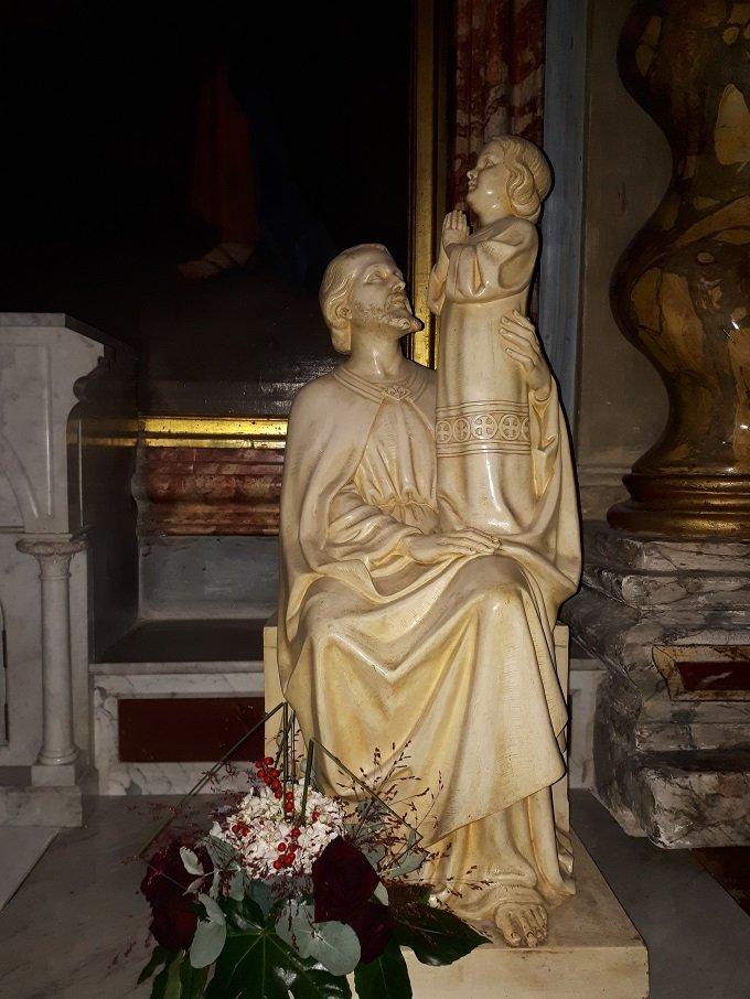 Saint Joseph, priez pour toutes nos intentions...