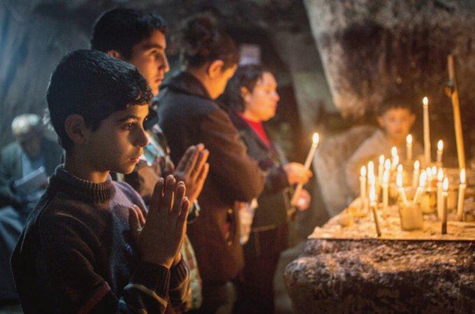 L'espérance, un chemin vers la sainteté