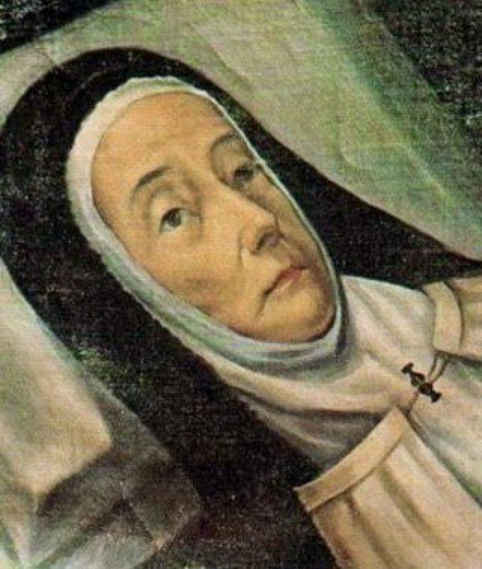 Bienheureuse Marie de Jésus (Lopez de Rivas)