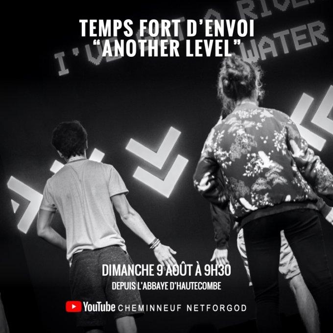 TEMPS FORT DE CLÔTURE - Dimanche 9 août 9h30-10h30