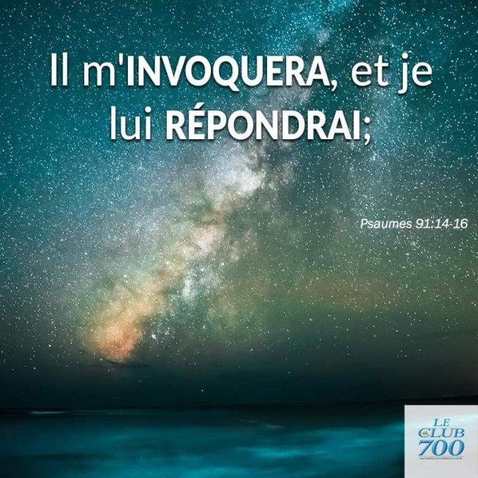 Seigneur, que ma famille et moi restions sous Ta protection