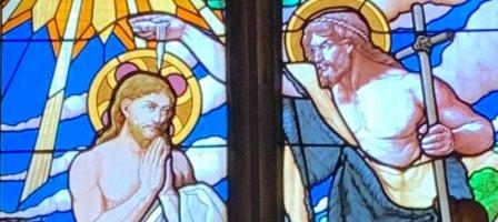 Neuvaine à Saint Jean-Baptiste pour nos familles