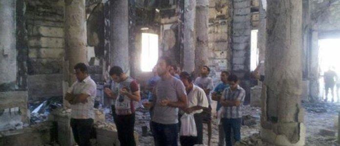 Prions pour  les chrétiens persécutés dans le monde