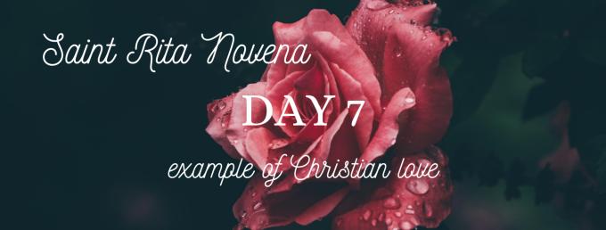 Saint Rita Novena - Day 7