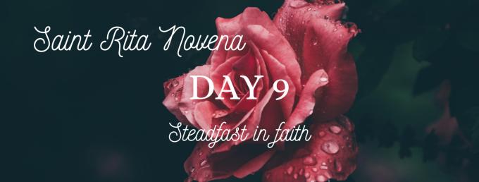 Saint Rita Novena - Day 9