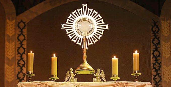 Fête du Saint Sacrement du Corps et du Sang du Christ