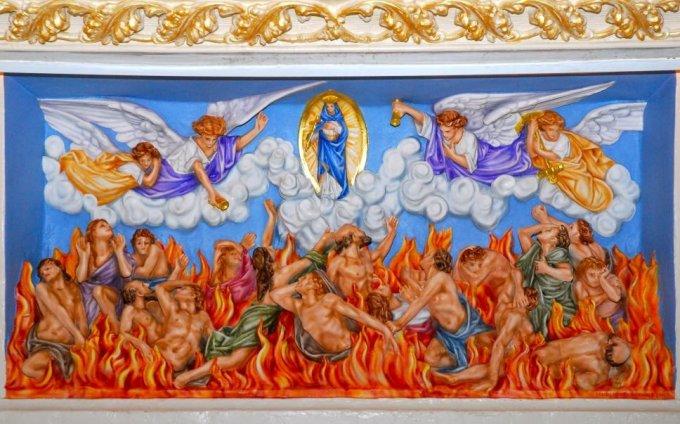 Miséricorde Seigneur pour Tes brebis séjournant au purgatoire