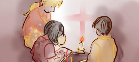 CatéQuid : Pour préparer la messe avec les jeunes