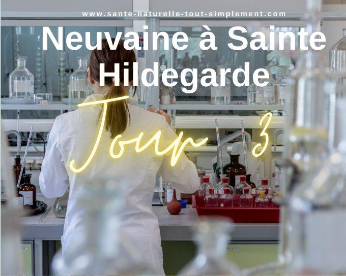 Neuvaine à Sainte Hildegarde - Jour 3