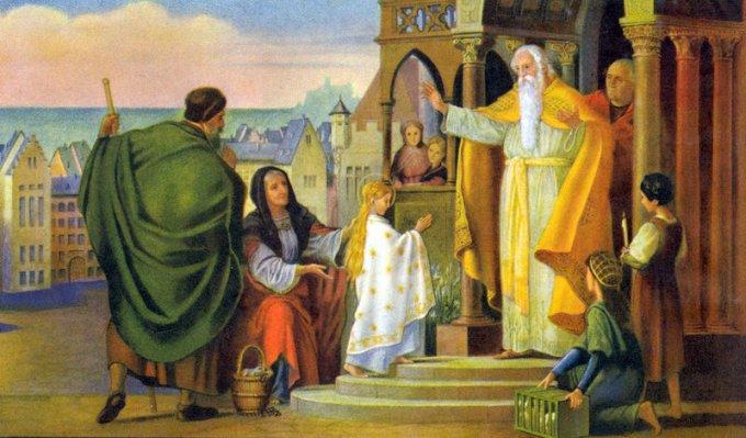 Présentation de la Vierge Marie