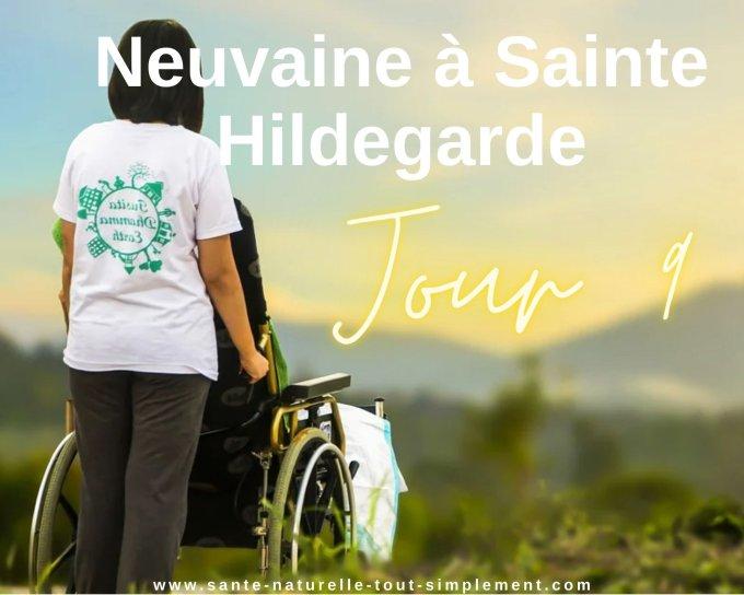 Neuvaine à Sainte Hildegarde - Jour 9