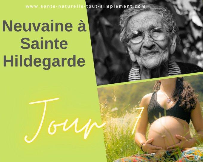 Neuvaine à Sainte Hildegarde - Jour 7