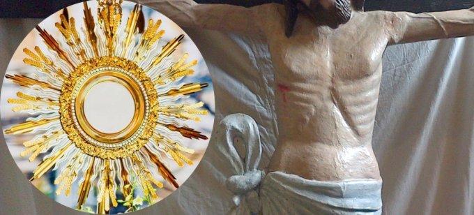 L'Eucharistie est notre centre d'affection
