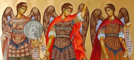 Siete días con los Santos Arcángeles