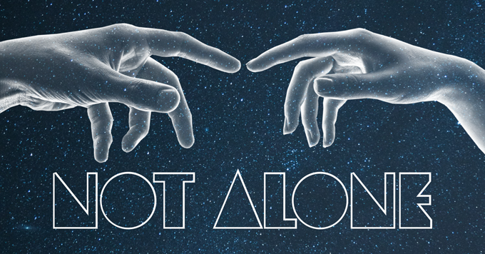 Event - Bruxelles || Not Alone | 10 octobre 2020