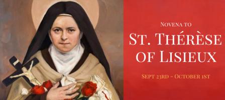 Novena to St. Thérèse of Lisieux