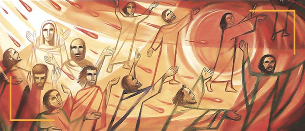 Neuvaine à l'Esprit- Saint avant la Pentecôte