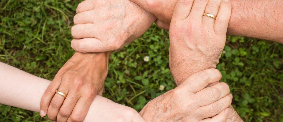 Bonne résolution : réconciliation en famille