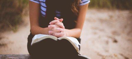 Prions pour apprendre à prier