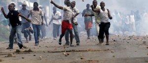 Prions pour La liberté du peuple Burundais