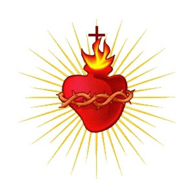 Prière au coeur Sacré de Jésus
