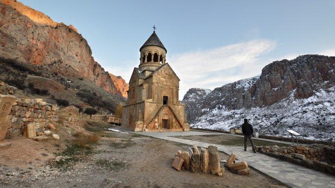 Prions pour les chrétiens d'Arménie