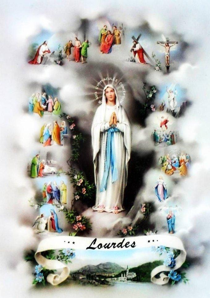 Merci Seigneur pour cette arme si puissante qu'est le rosaire