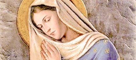 Acción de Gracias por el Rosario de la Virgen