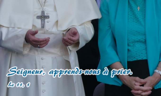 Seigneur, apprends-nous à prier