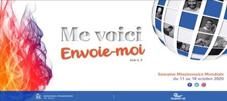 Semaine Missionnaire Mondiale avec les MEP