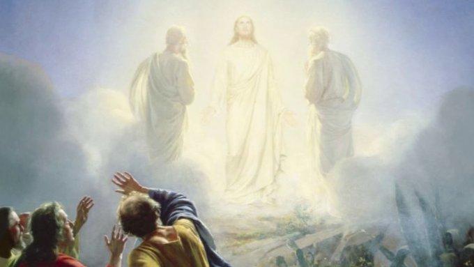 Misterios de Luz: La Transfiguración
