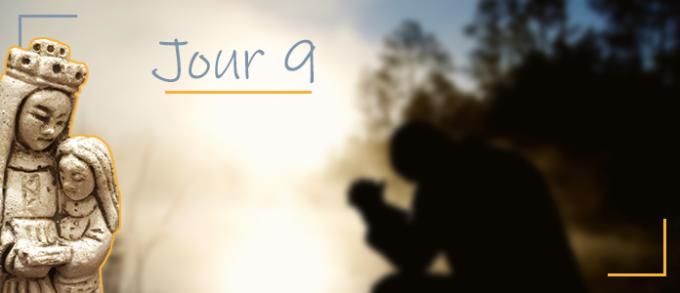 9e jour : consentir à la volonté de Dieu