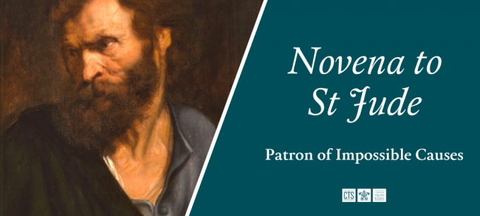 Day 9: Novena to St Jude