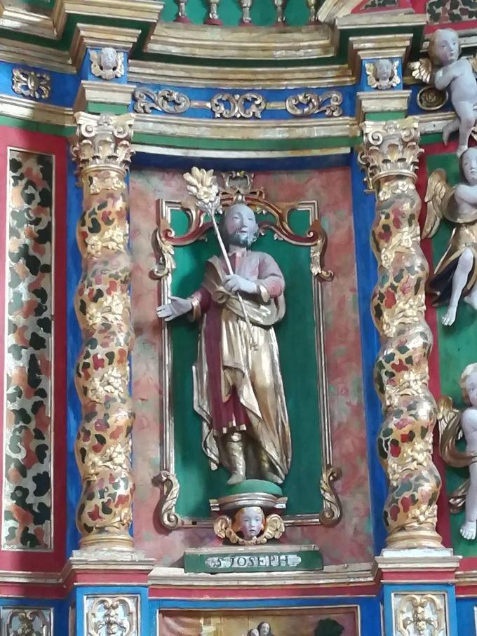 Saint Joseph, très silencieux, priez pour nous