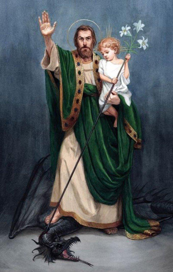 Saint Joseph, terreur des démons, priez pour nous