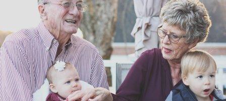 Neuvaine de prière pour les grands-parents