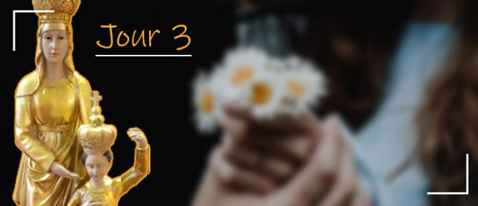 Jour 3 : La tentation de la jalousie, de l'envie