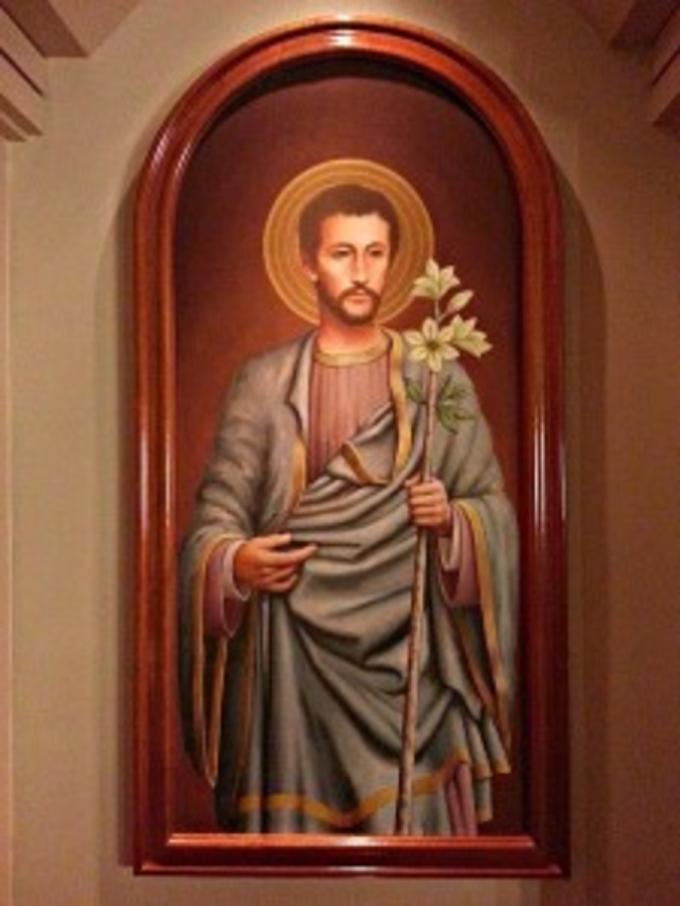 Saint Joseph, zélé défenseur de Jésus, protégez-nous, priez pour nous