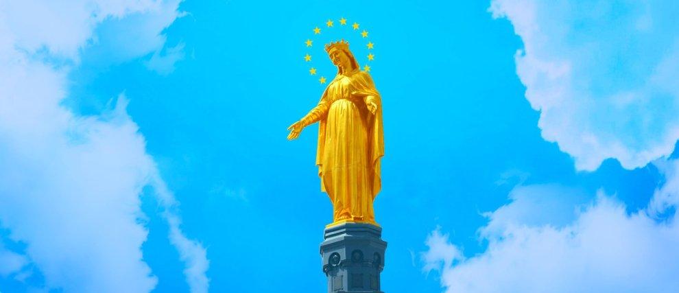 Prions Marie contre la Pandémie !