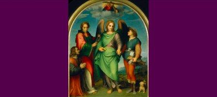 Neuvaine à l'archange saint Raphaël : Dieu guérit !