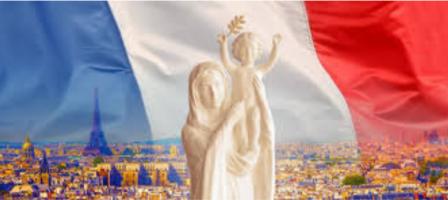 Protégeons la France, créons en paroisse le Rosaire Vivant !