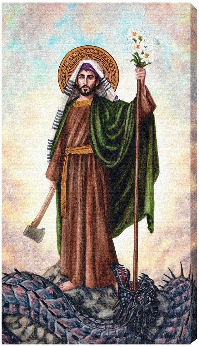 Saint Joseph, terreur des démons, priez pour nous,