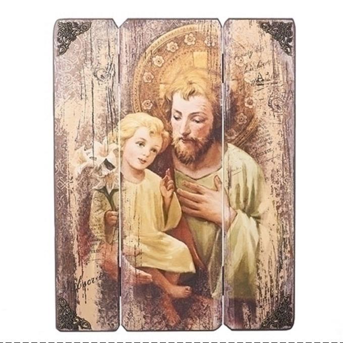 Saint Joseph, imitateur fidèle de Jésus et Marie, priez pour nous
