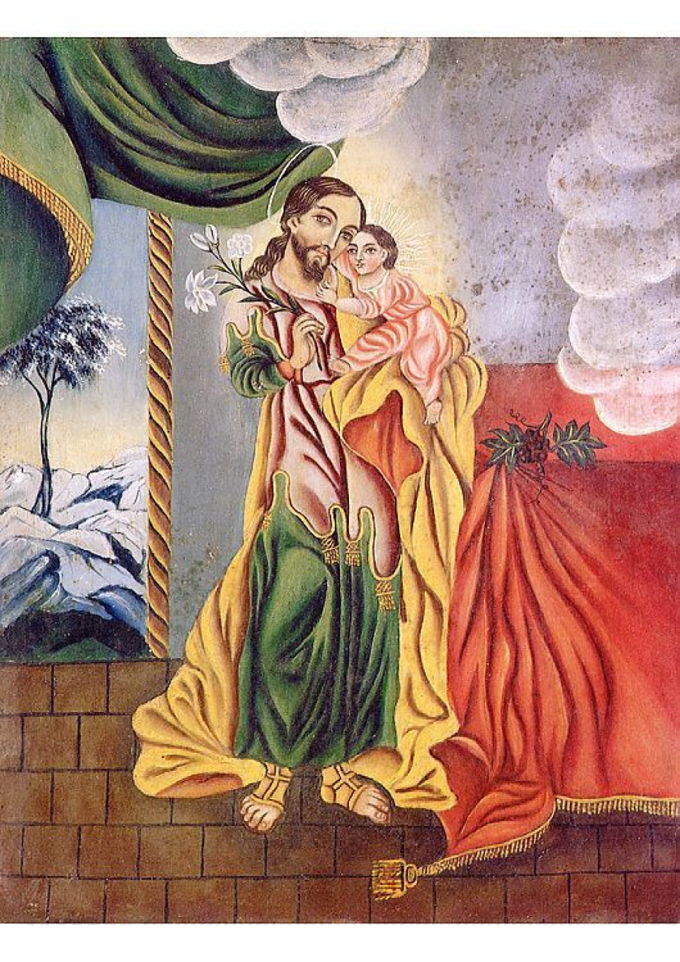 Saint Joseph, priez pour les malades en attente de soins (covid 19)
